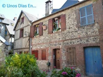 Ville d'Honfleur / Cuidad de Honfleur