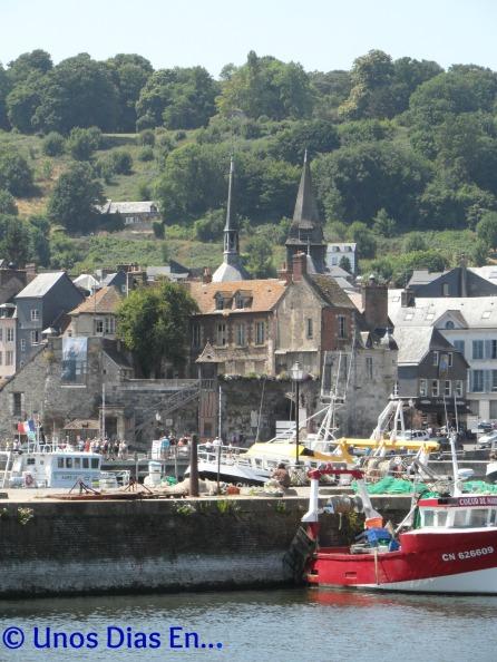 Puerto de Honfleur / Port d' Honfleur