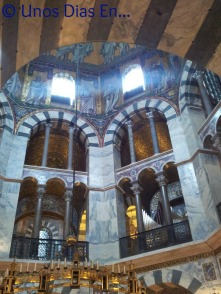 Decoracion de la catedral