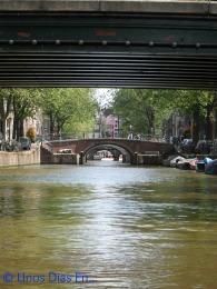Vista desde uno de los canales