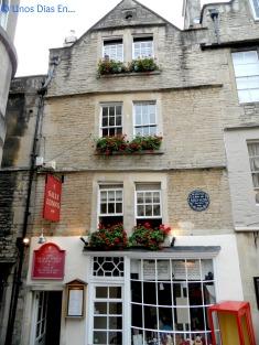 Sally Lunn' House, the oldest house in Bath