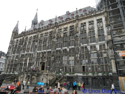 Edificio historico del Ayuntamiento