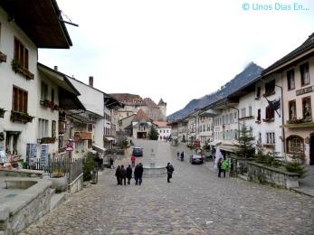 Village de Gruyere