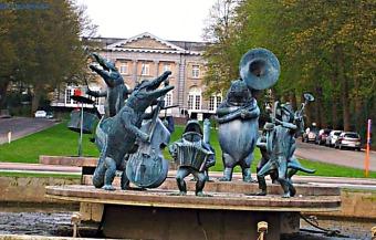 Fountain in Tervuren