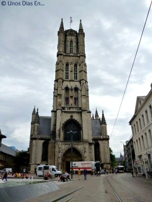 St Bavo's Cathedral