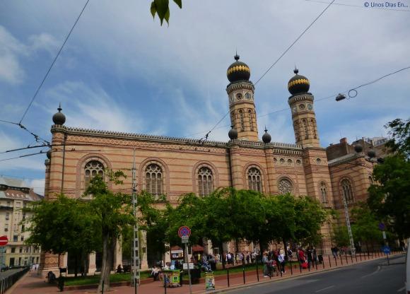 La Gran Sinagoga de Budapest