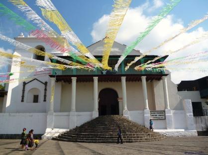 Santiago de Atitlan church