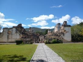 La Recoleccion Ruins
