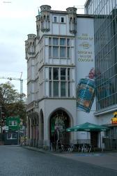 The original house of the Eau de Cologne