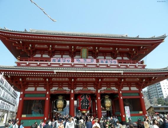 Asakusa Temple