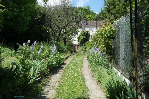 Le jardin de Daubigny now