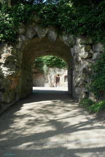 Auvers sur Oise Castle