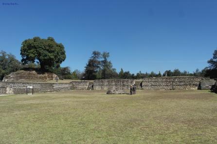 Iximché, Guatemala