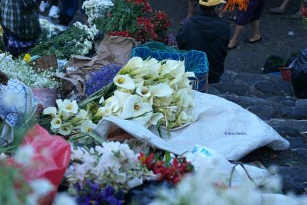 Market of Chichicastenango, Guatemala