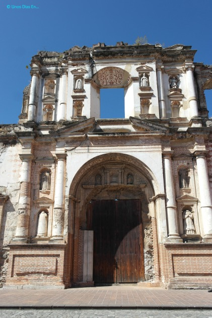Ruins of Antigua Guatemala