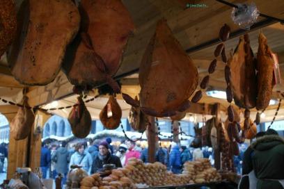 Christmas Market at Piazza del Duomo