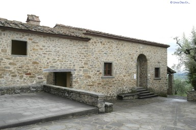 Leonardo's birth house