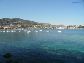 A walk in the French Riviera