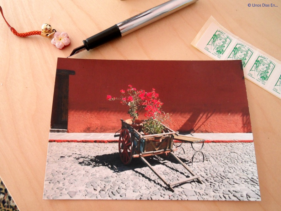 My personalized postcards
