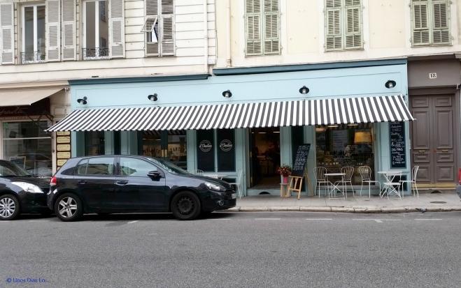 La Popote d'Ondine, Nice