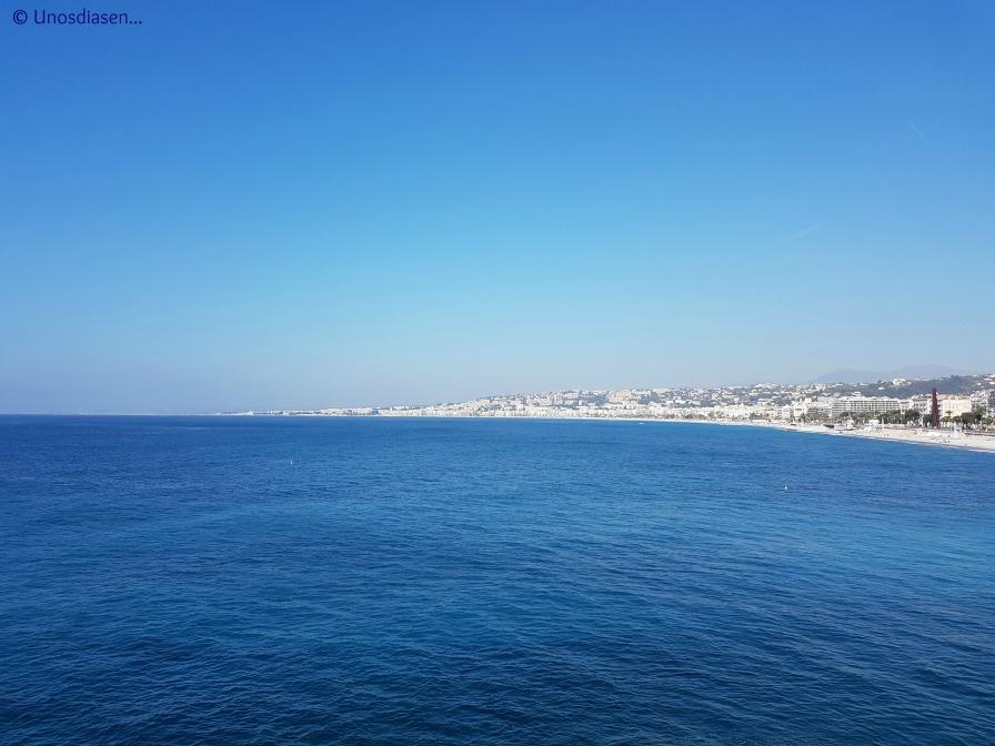 Postcards of Nice