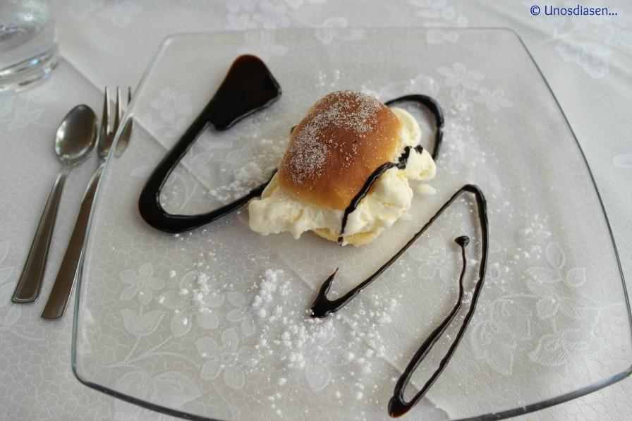 I Gumbi, Dessert Micquetta from Dolceacqua