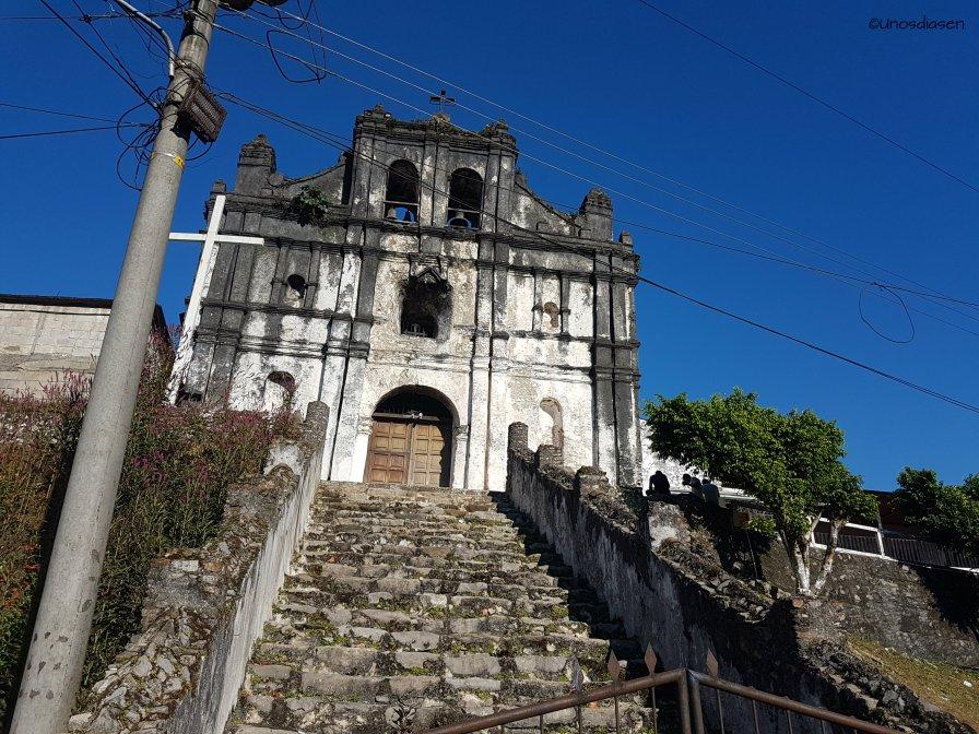 Iglesia San Agustin de Lanquin