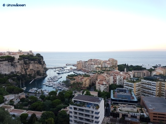 Fontvieille from above